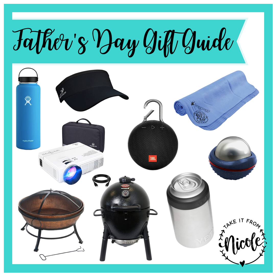 Father's Day Gift Guide 2020