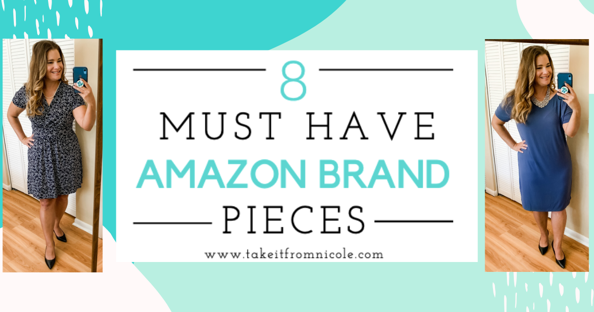 Top Fashion Picks From Amazon Brands