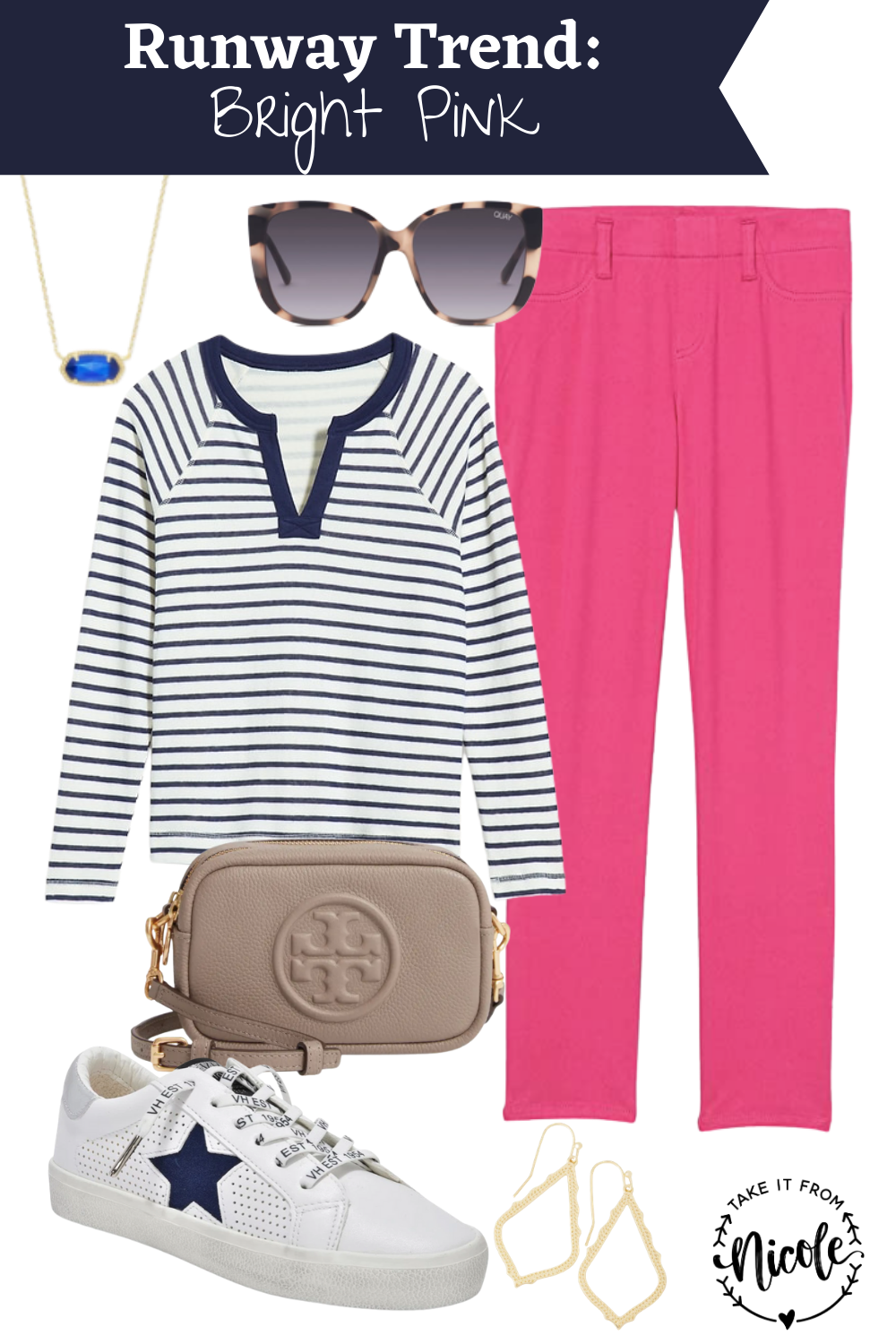From the Runway to Your Wardrobe: Bright Pink