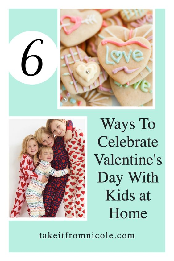 Like everything else the last 10 months Valentine's Day will be a bit different. Here are a few fun ways to celebrate Valentine's Day with your kids without having to leave the house! Crafts, books, movies and more for Valentine's Day.