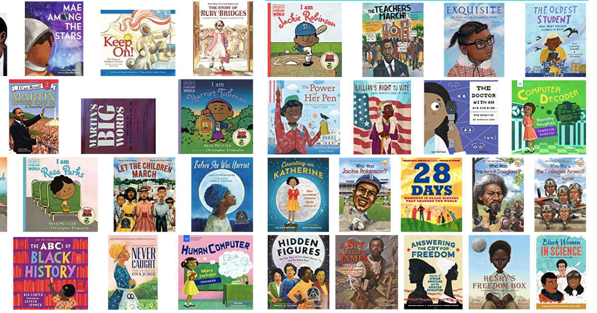 41 engaging non-fiction children's books to learn about Black History Month. Picture books are wonderful tools for teaching kids about history.