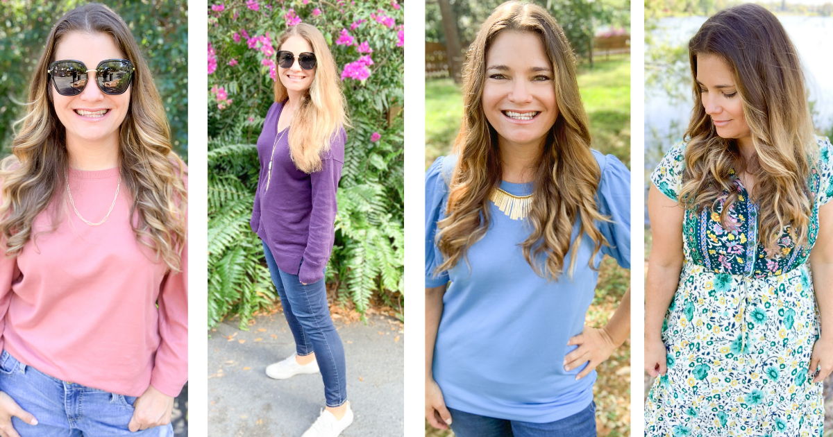 What I Wore – March 2021 Outfits