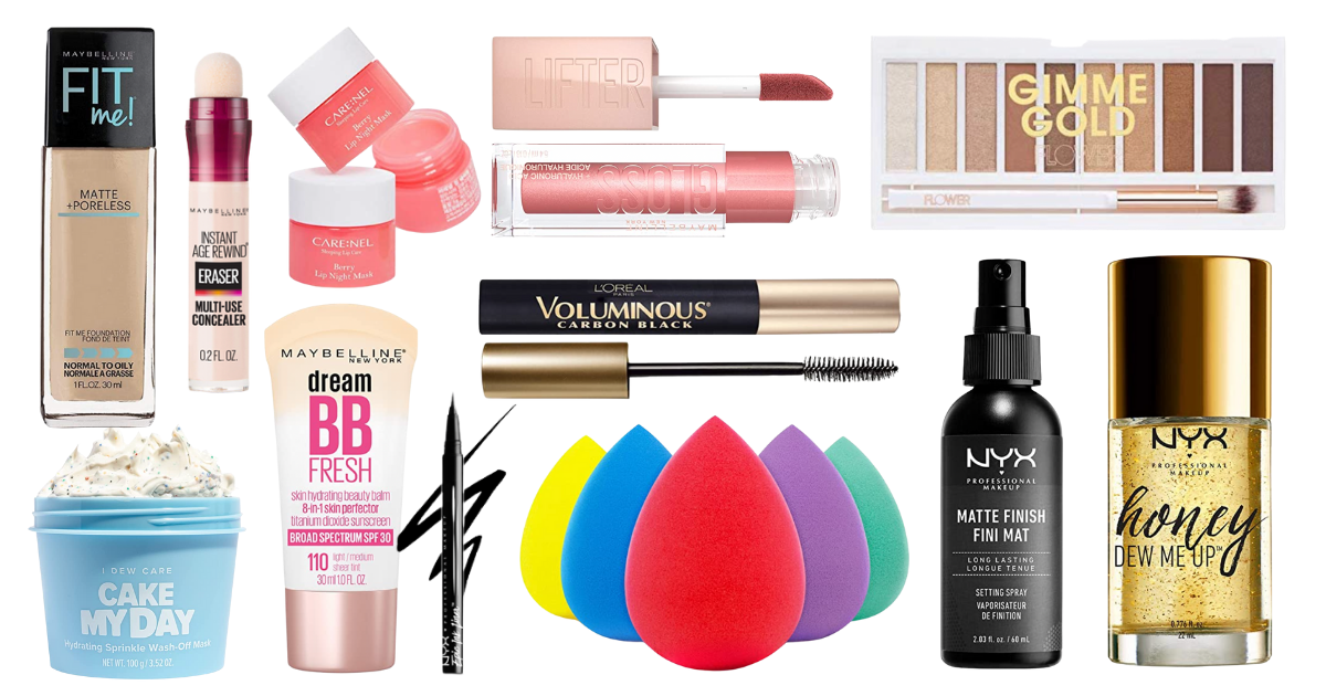 The best budget beauty finds on Amazon! These are the affordable makeup and skincare products you NEED to try.